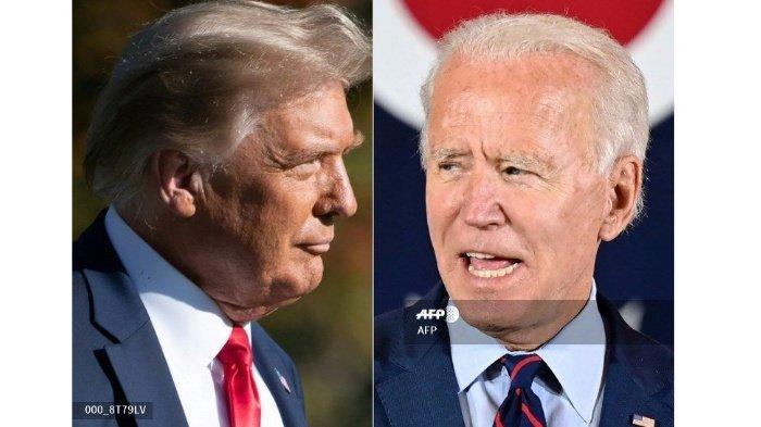 Raih 118 Suara Elektoral, Joe Biden Masih Unggul dari Donald Trump